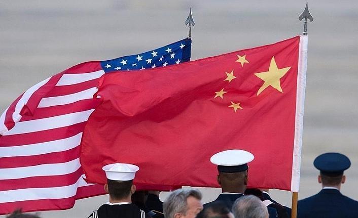 Çin, ABD'nin yaptırımlarına sessiz kalmadı