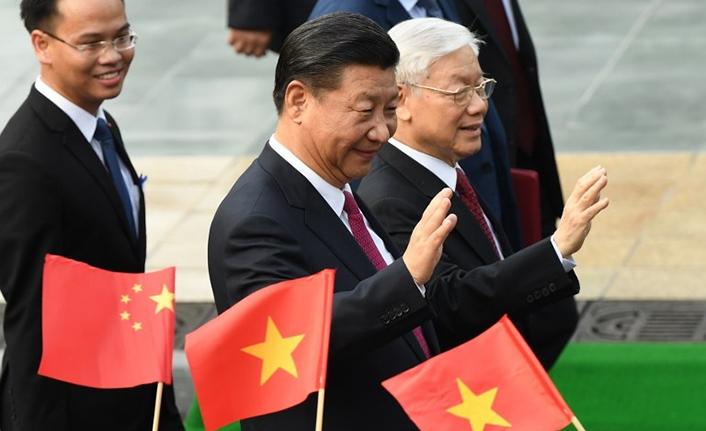 Çin'den ABD'ye: Kesinlikle karşı çıkıyoruz