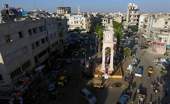 İdlib'de sınırlar belirlendi