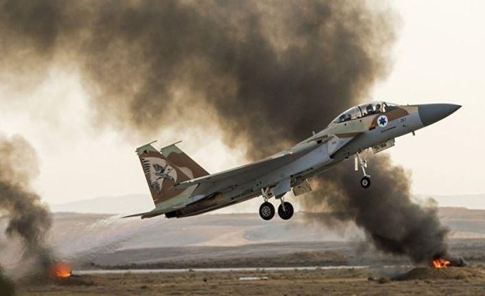 İsrail Suriye'yi vurmaya devam edecek