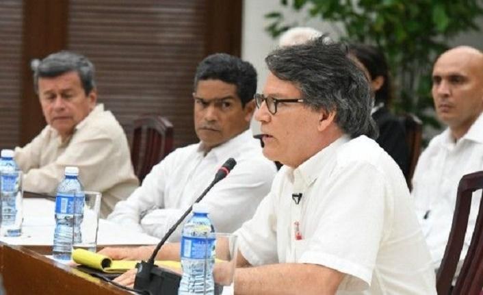 Kolombiya'da müzakerecilerin işi bitti