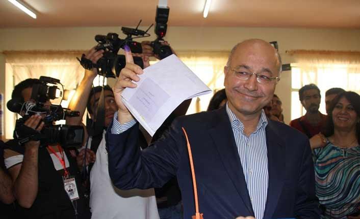 KYB'nin Irak cumhurbaşkanı adayı belli oldu