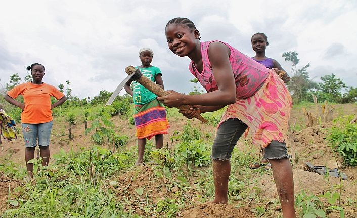 Liberya halkı topraklarını geri alacak