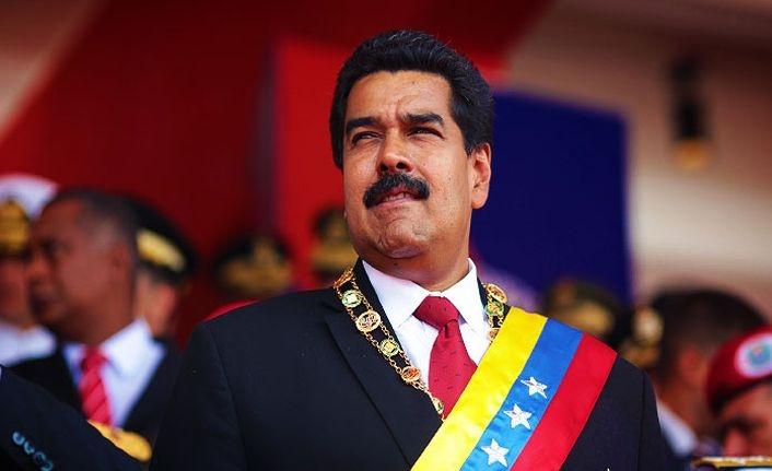 Maduro'ya suikast girişiminde şüpheli üç ülke