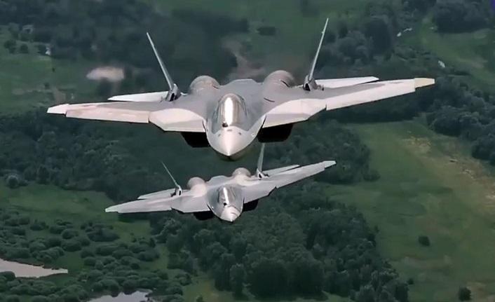 Rusya Savunma Bakanlığı: Düşen uçağın sorumlusu İsrail'dir