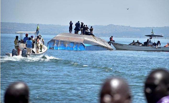 Tanzanya bugün çocuklarına yas tutuyor