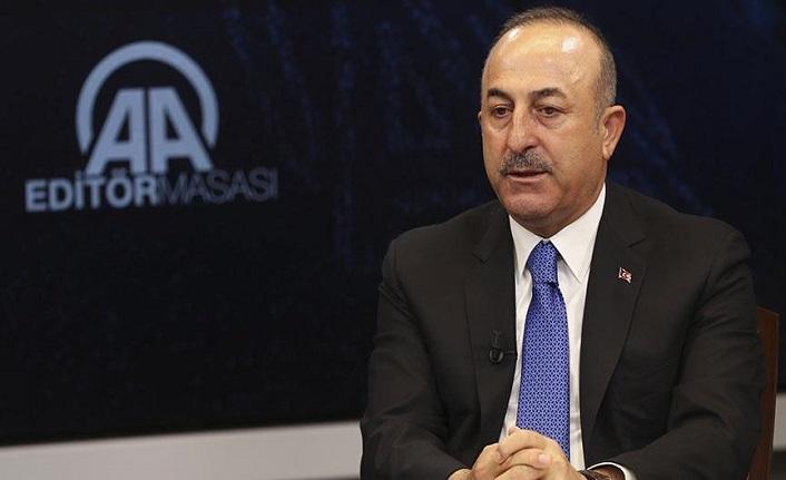 Çavuşoğlu'ndan Suudi Arabistan'a ilişkin açıklamalar