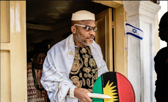 "Nijerya karışacak, "" Hayatımı İsrail'e borçluyum"""