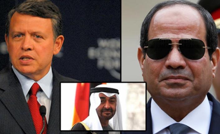 Arap liderlerin mezun oldukları ülke ve bölümler