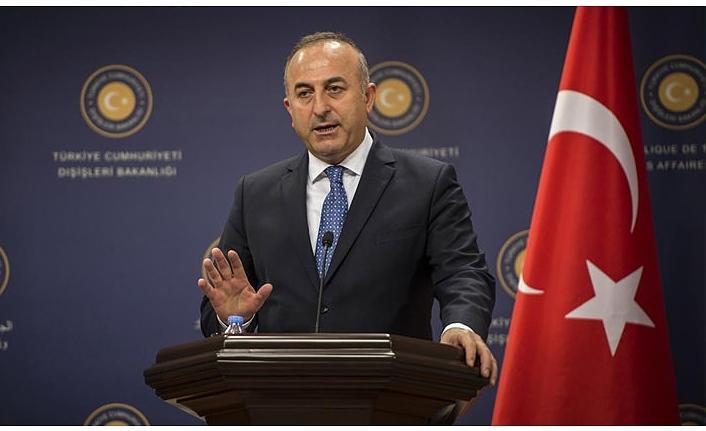 Dışişleri Bakanı'ndan önemli Kıbrıs açıklaması