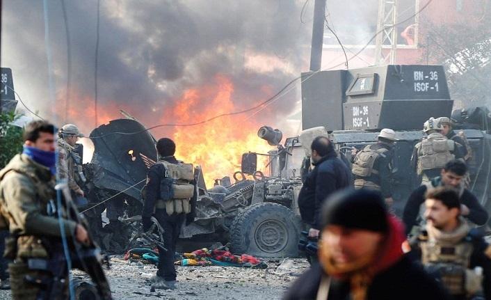 Musul'da patlama, 3 öğrenci hayatını kaybetti