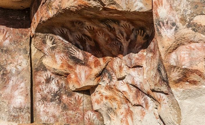 Arjantin'de 5 bin 700 yıllık buluş
