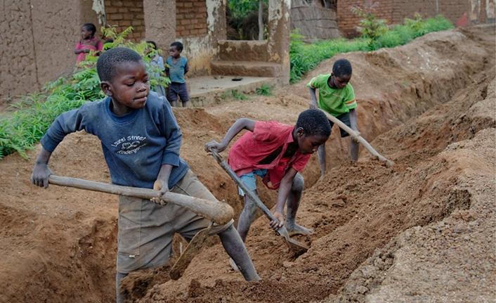 Batı Afrika'da çocuk işçi sorunu çözülemiyor