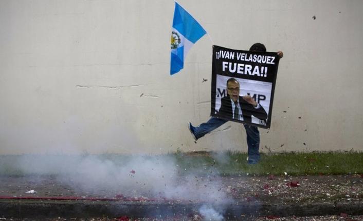Guatemala Uluslararası Cezasız Kalmayla Mücadele Komisyonu'na yeni haber