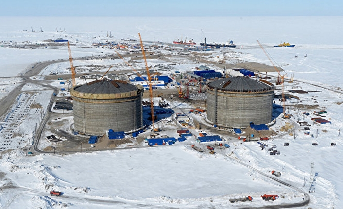 Rusya'nın Arktik LNG 2 projesine iki ülkeden ortak