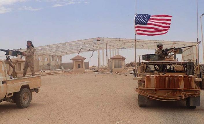 ABD silah bırakan yüzlerce DEAŞ'lıyı kendi üssüne götürdü