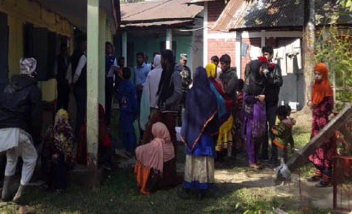 Hindistan polisi 61 Arakanlı Müslümanı gözaltına aldı