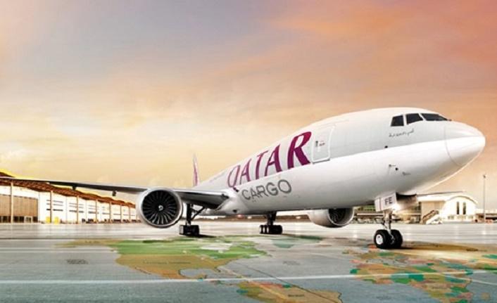 Katar ve Kazakistan arasında yeni kargo uçuşu başlatıldı