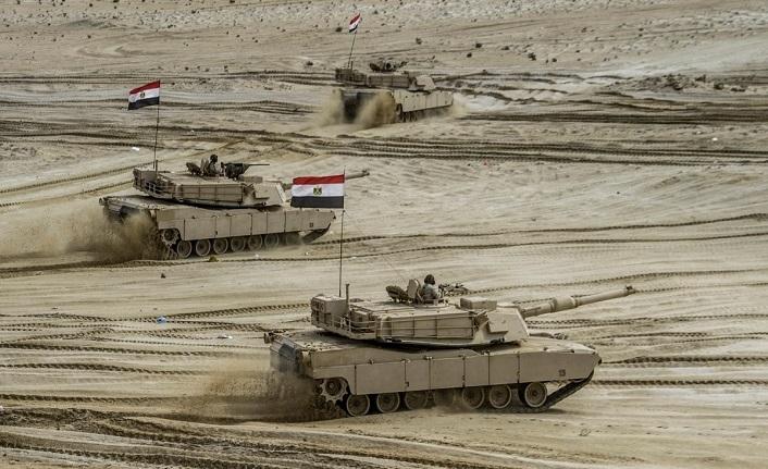 Mısır bu kez Bahreyn'le ortak tatbikatta