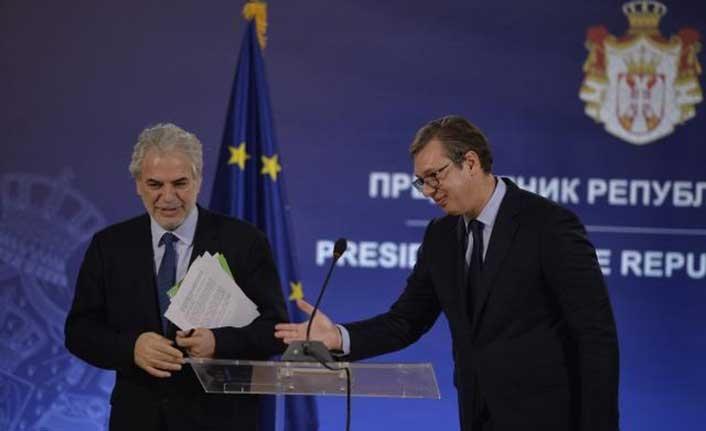 Sırbistan Kosova için AB'ye çağrıda bulundu