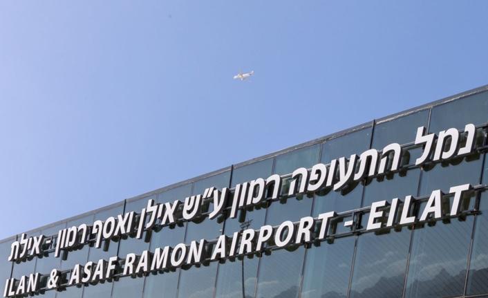 Ürdün sınırdaki yeni İsrail havaalanı protesto edildi