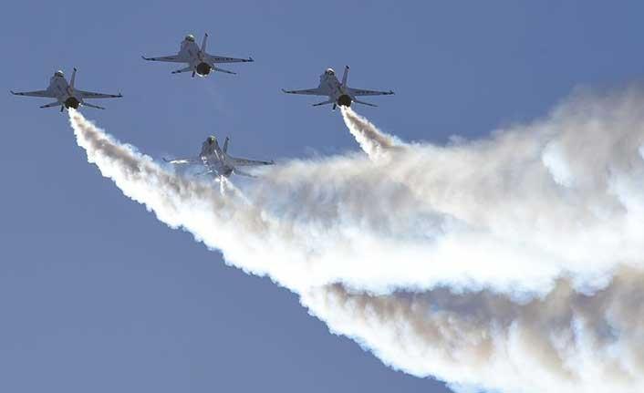 Yemen'de koalisyon pilotlarına ABD eğitimi