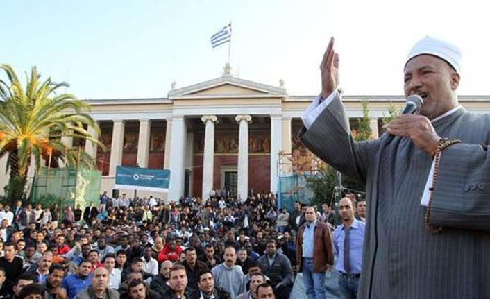 Yunanistan Atina'daki caminin açılışı için 6'ncıya tarih verdi