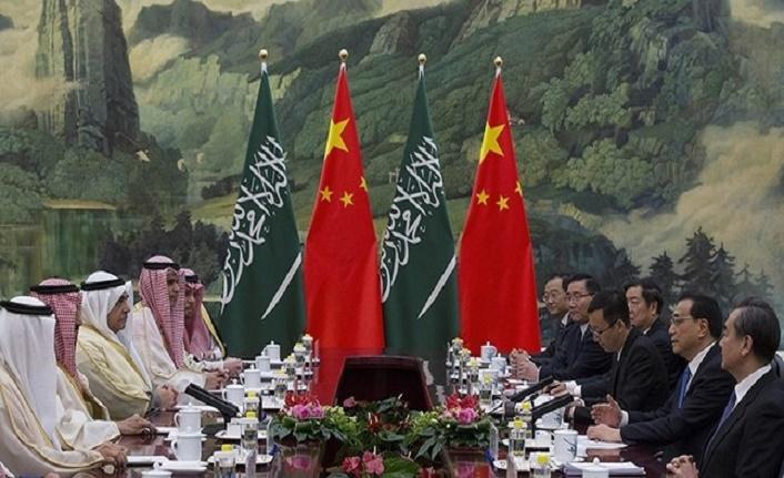 Çin ve Suudi Arabistan'dan kapsamlı iş birliği mesajı