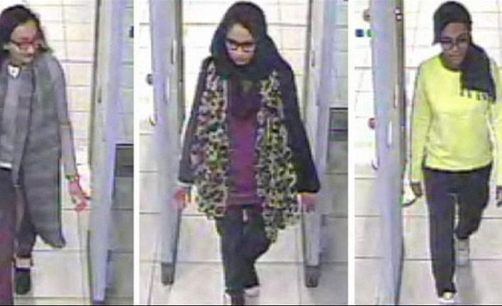 DEAŞ'ın yabancılarından Begum İngiltere'ye mağdur olarak geri dönüyor