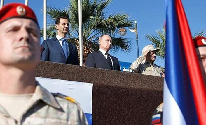 Rusya'dan Suriye'nin Arap ülkeleriyle ilişkilerini normalleştirmesi açıklaması