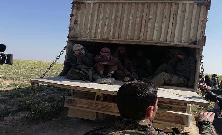 Saldırı öncesi Baghuz boşaltıldı