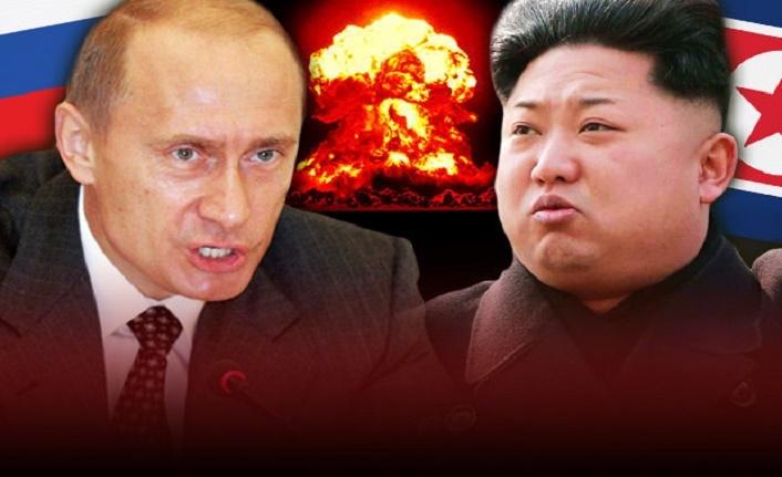 Kim Jong-un ve Putin 25 Nisan'da buluşacak