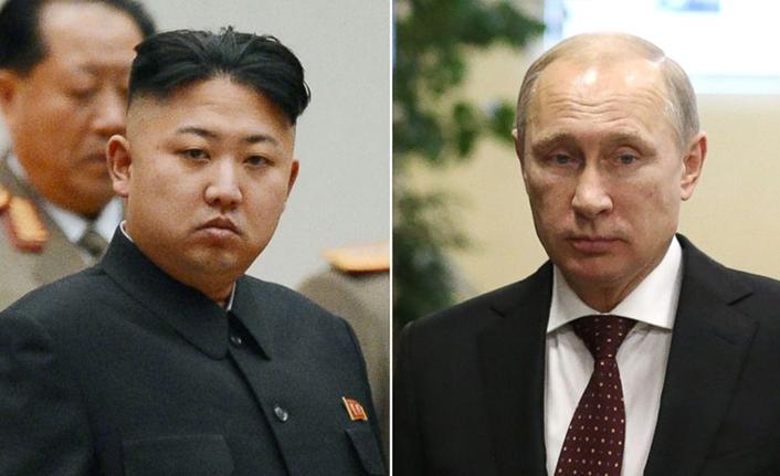 Kremlin duyurdu: Kim Rusya'ya gidiyor