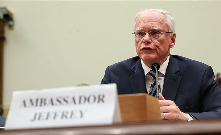 ABD'nin Suriye Özel Temsilcisi Jeffrey'den Suriye açıklaması