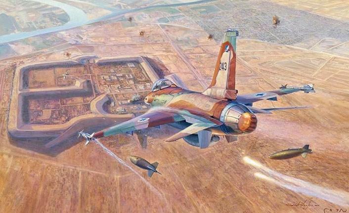 Irak 38 yıl önceki hava saldırısı için İsrail'den tazminat isteyecek
