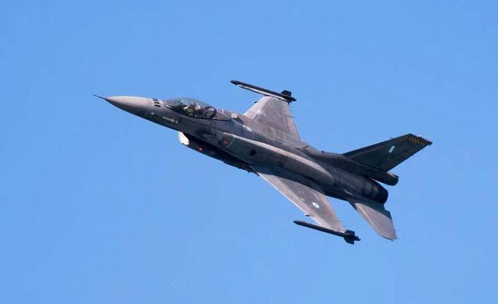 Yunan uçakları Kuzey Makedonya ilk devriye testini gerçekleştirdi
