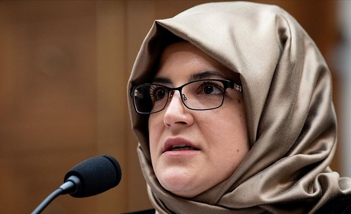 Kaşıkçı'nın nişanlası Cengiz, BM İnsan Hakları Konseyi'nde konuştu
