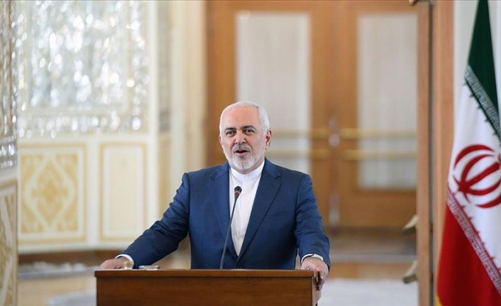 Zarif'ten AB'ye 'İran'a karşı açıklama yapacak konumda değilsiniz' çıkışı