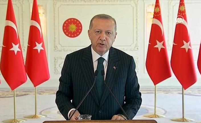 Cumhurbaşkanı Erdoğan: Ülkemizin tarım potansiyelini sonuna kadar değerlendirmekte kararlıyız