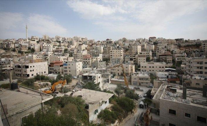 İsrail belediyesi Doğu Kudüs'te 30 Filistinliye yıkım tebligatı gönderdi