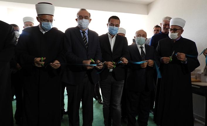 Bosna Hersek'te Doboj İslam Kültür Merkezi açıldı