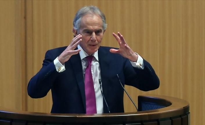 Eski İngiltere Başbakanı Blair: Mevcut Filistin yönetiminin değişmesi gerekiyor