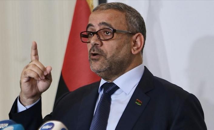 Libya'da Devlet Yüksek Konseyi Hafter ile yapılan petrol anlaşmasına karşı çıktı