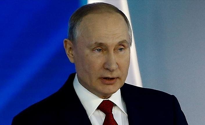 Putin 2021 Nobel Barış Ödülü'ne aday