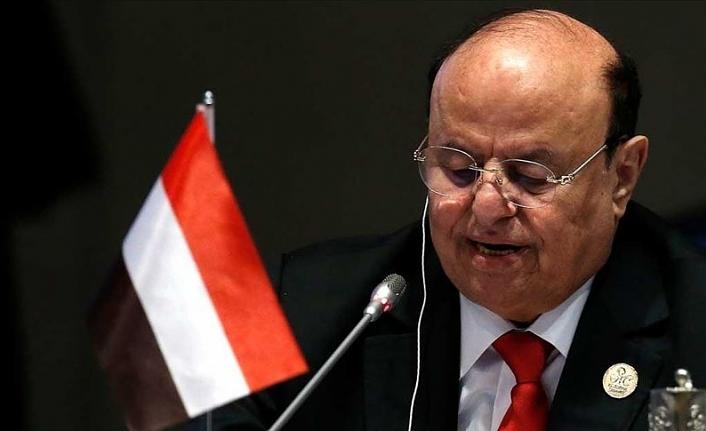 Yemen Cumhurbaşkanı, ekonomik destek için 'uluslararası seferberlik' çağrısı yaptı