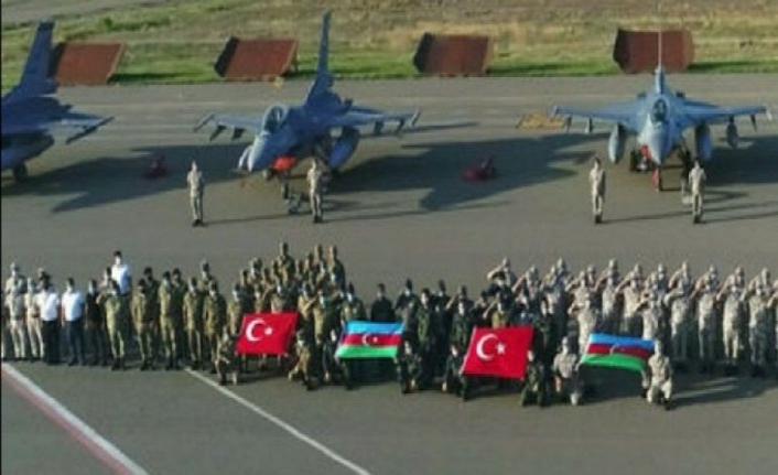 Aliyev; Eğer bize baskı olursa Türk F 16'lari kullanacağız