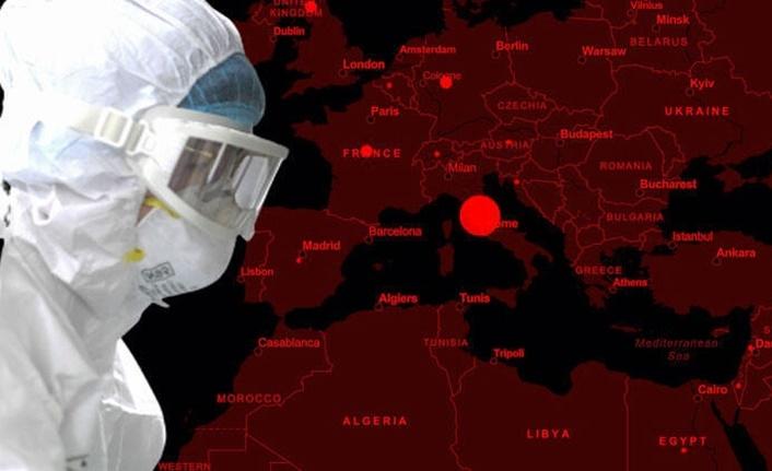 Dünya genelinde Kovid-19 ölümleri 1 milyon 160 bine dayandı