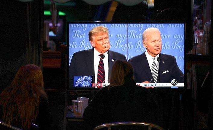 Trump-Biden canlı yayın tartışmasının ikincisi bu gece