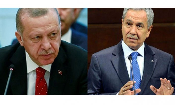 Erdoğan'ın Arınç'a öfkesi dinmemiş