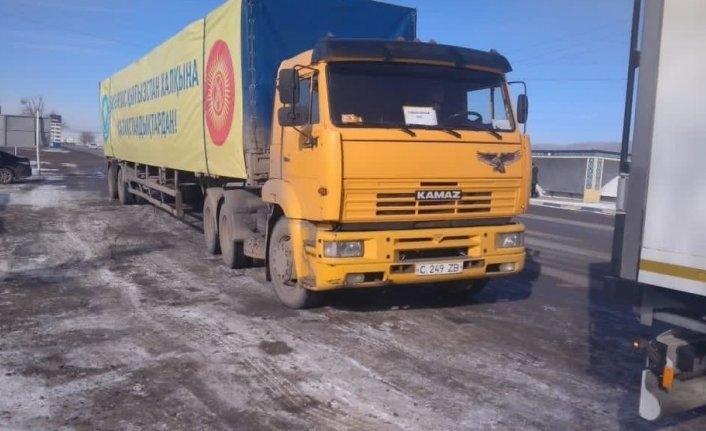Kazakistan, Kırgızistan'a 400 mobil ventilatör bağışladı